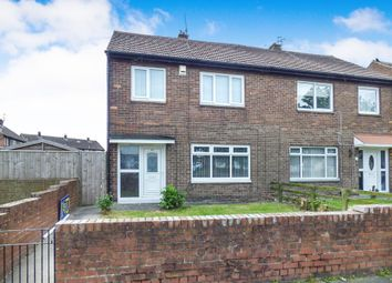 Thumbnail 3 bedroom semi-detached house to rent in Fellgate Avenue, Jarrow