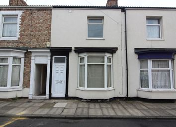 Thumbnail 2 bedroom terraced house to rent in Samuel Street, Stockton-On-Tees