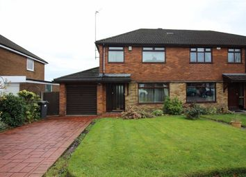 Thumbnail 3 bed semi-detached house to rent in Windsor Drive, Bury, Greater Manchester
