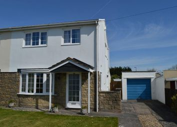 Thumbnail 3 bed semi-detached house for sale in Monmouth Way, Llantwit Major