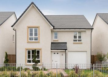 "Thumbnail 4 bed detached house for sale in ""Dunbar"" at Frogston Road East, Edinburgh"