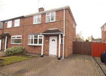 Thumbnail 3 bed property to rent in Newstead Avenue, Burbage, Leicestershire