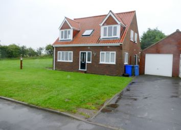 Thumbnail 3 bed detached house to rent in Grange Close, Scarborough
