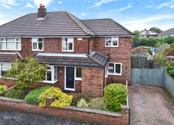 Thumbnail 4 bed semi-detached house for sale in Summerfield Close, Waltham