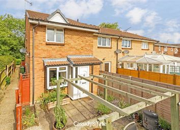 Thumbnail 1 bed terraced house to rent in Harness Way, St Albans, Hertfordshire