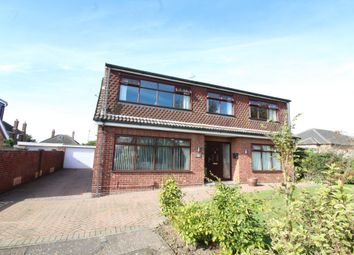 Thumbnail 4 bed detached house for sale in Uplands Avenue, Caister-On-Sea, Great Yarmouth