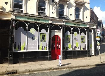 Thumbnail Retail premises for sale in Ashbourne, Derbyshire