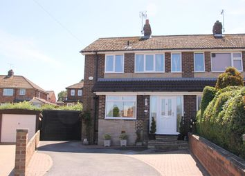 Thumbnail 3 bed semi-detached house for sale in Woodlands Rise, Harrogate