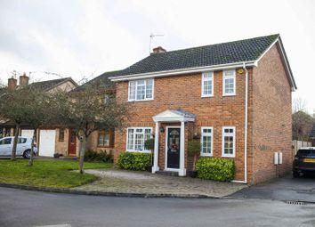 Thumbnail 4 bedroom property for sale in Saffron Close, Chineham, Basingstoke