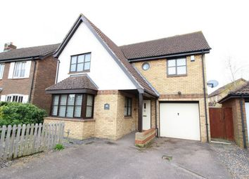 Thumbnail 4 bedroom detached house for sale in Falcon Drive, Hartford, Huntingdon