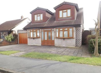 Thumbnail 4 bed bungalow for sale in Wick Beech Avenue, Wickford