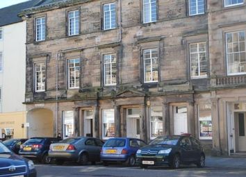 Thumbnail 2 bed flat to rent in 47A High Street, Haddington, East Lothian