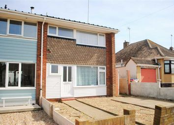 Thumbnail 3 bedroom semi-detached house to rent in Botany Road, Broadstairs