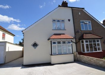 Thumbnail 3 bed semi-detached house for sale in Cradley Road, New Eltham