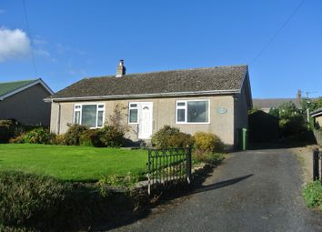 Thumbnail 2 bed detached bungalow to rent in Hillfoot, Harmby, Leyburn