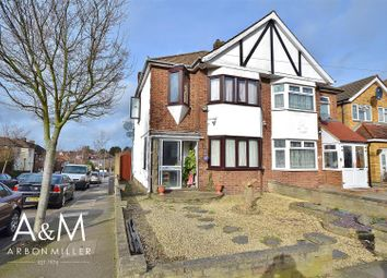 Thumbnail 3 bed semi-detached house for sale in Birkbeck Road, Ilford