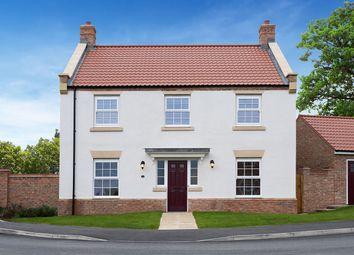 "Thumbnail 4 bed detached house for sale in ""Bramham"" at Harrogate Road, Green Hammerton, York"