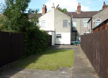 Thumbnail 3 bed terraced house for sale in Hainton Avenue, Grimsby