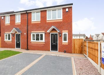 Thumbnail 3 bedroom semi-detached house for sale in Clarence Street, Dinnington, Sheffield