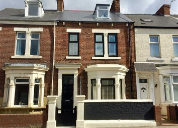 Thumbnail 4 bedroom terraced house for sale in Chichester Road, South Shields