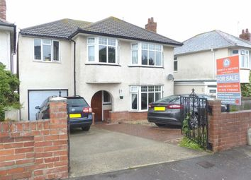 Thumbnail 4 bed detached house for sale in Fernhill Avenue, Weymouth, Dorset