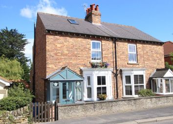 Thumbnail 2 bed cottage for sale in Mill Lane, Burniston, Scarborough
