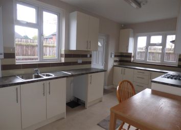 Thumbnail 3 bedroom detached house to rent in Enderby Road, Blaby, Leicester