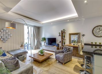 Thumbnail 2 bed flat for sale in 5 Coblestone Square, Wapping, London