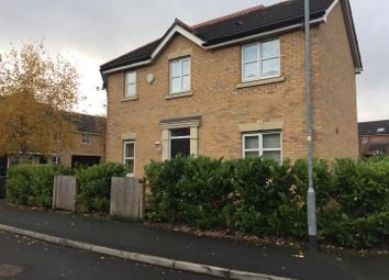Thumbnail 3 bed semi-detached house for sale in Glendevon Close, Wythenshawe, Manchester