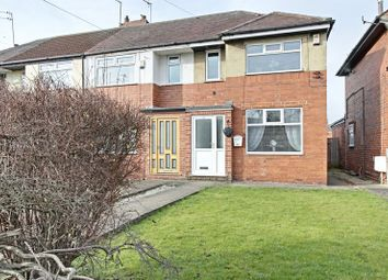 Thumbnail 2 bed terraced house for sale in Hotham Road South, Hull