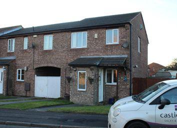 Thumbnail 3 bed property to rent in Coleridge Road, Billingham