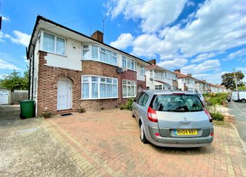 Thumbnail 3 bed semi-detached house for sale in Kingshill Drive, Harrow