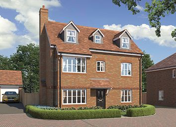 Thumbnail 5 bedroom detached house for sale in Gilbert White Way, Alton, Hampshire