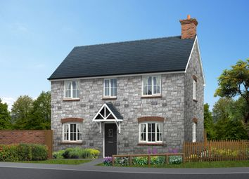 Thumbnail 3 bed detached house for sale in Squires Meadow, Lea, Ross-On-Wye, Herefordshire