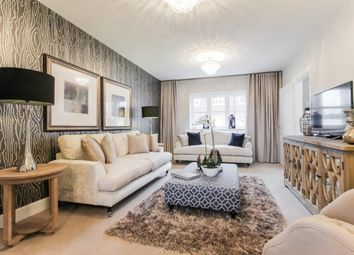 "Thumbnail 5 bed detached house for sale in ""Huxley"" at Burton Road, Streethay, Lichfield"