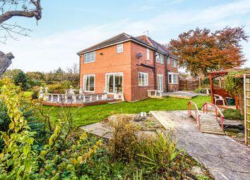 Thumbnail 4 bed detached house for sale in Doncaster Road, Harlington, Doncaster