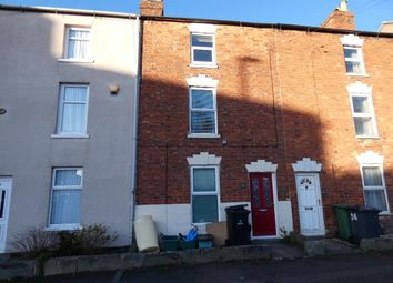 Thumbnail 4 bed terraced house to rent in Denmark Road, Kingsholm, Gloucester