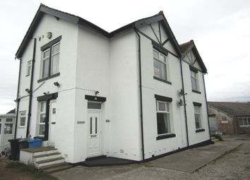 Thumbnail 1 bed flat to rent in Fleetwood Road South, Thornton Cleveleys