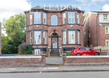 Thumbnail 2 bed flat for sale in Osborne Road, Levenshulme, Manchester