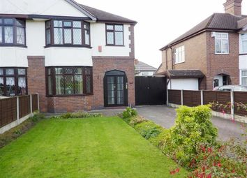 Thumbnail 3 bed semi-detached house to rent in Blurton Road, Fenton, Stoke-On-Trent