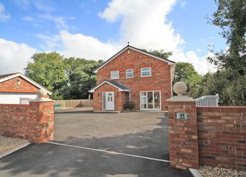 Thumbnail 5 bedroom detached house for sale in Coltness Road, Elburton, Plymouth, Devon