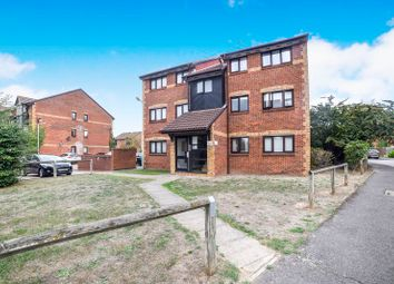 Thumbnail 2 bed flat to rent in Hawthorne Crescent, West Drayton