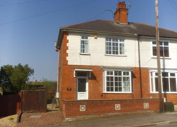 Thumbnail 3 bed semi-detached house to rent in Wistow Road, Wigston