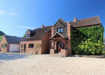 Thumbnail 4 bed detached house for sale in Charfield Road, Kingswood, Wotton-Under-Edge, Gloucestershire