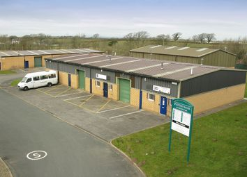 Thumbnail Light industrial to let in Unit 3C, Western Bank Industrial Estate, Wigton
