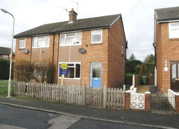 Thumbnail 3 bed semi-detached house to rent in Allen Gardens, Market Drayton, Market Drayton, Shropshire