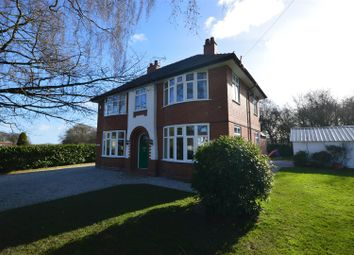 Thumbnail 4 bed detached house to rent in Strawberry Way East, Backford, Chester
