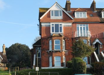 Thumbnail 1 bed flat to rent in Castle Avenue, Dover