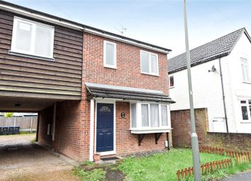 Thumbnail 1 bed terraced house for sale in Chapel Grove, Addlestone, Surrey