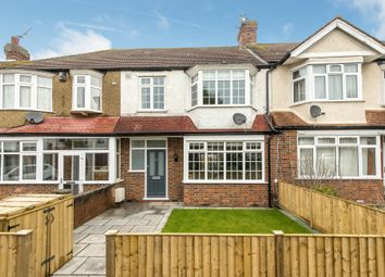 Thumbnail 3 bed terraced house for sale in Crossway, London